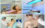 Физиотерапия при экземе: показания и противопоказания, описание процедур
